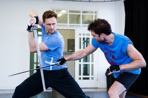 Coriolanus - Fight Workshop